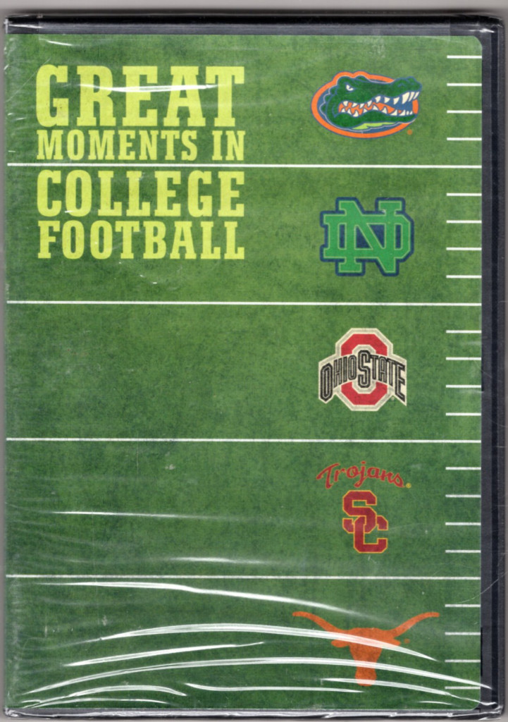 Image 0 of Great Moments in College Football