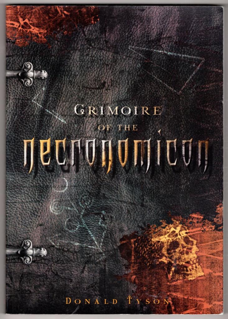 Image 0 of Grimoire of the Necronomicon (Necronomicon Series (4))