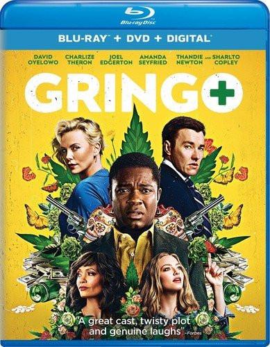 Image 0 of Gringo [Blu-ray]