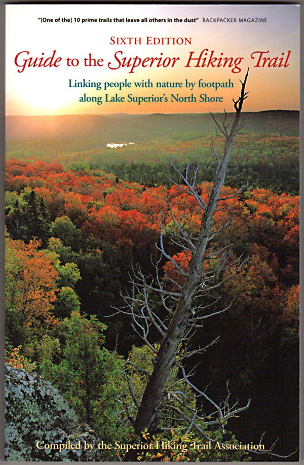 Image 0 of Guide to the Superior Hiking Trail