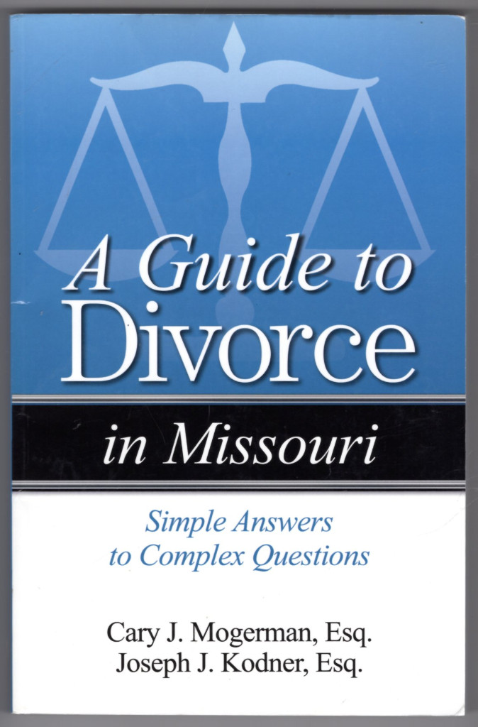 Image 0 of A Guide to Divorce in Missouri: Simple Answers to Complex Questions