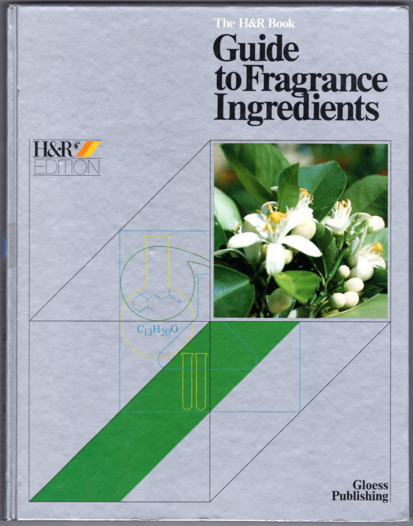 Image 0 of H&R Book Guide to Fragrance Ingredients