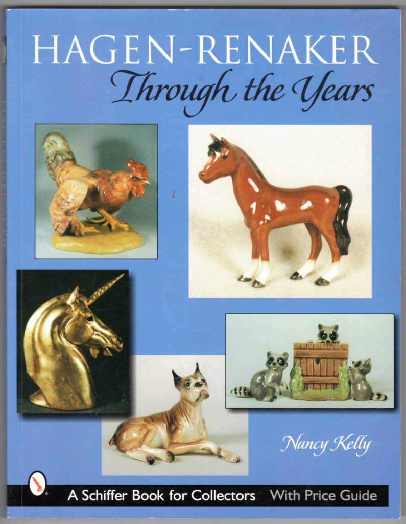 Image 0 of Hagen Renaker Through the Years (Schiffer Book for Collectors)