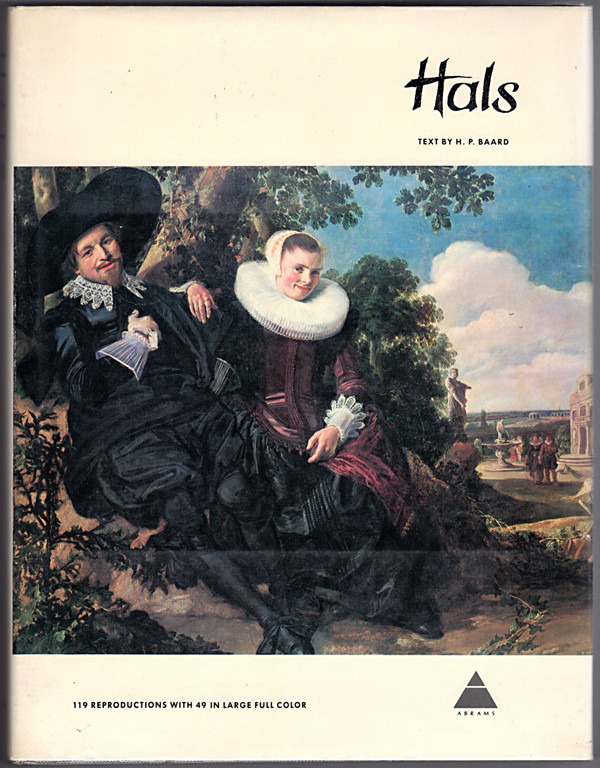 Image 0 of Frans Hals (Library of Great Painters)