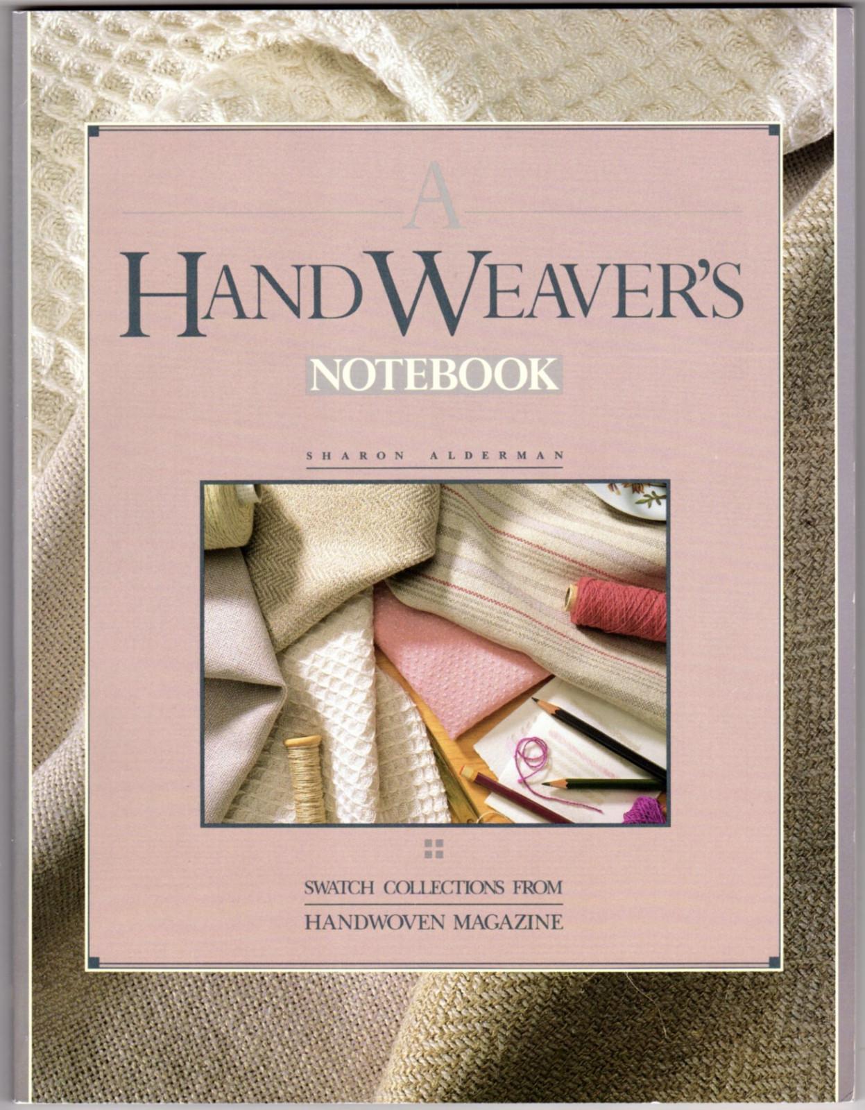 Image 0 of A Handweaver's Notebook