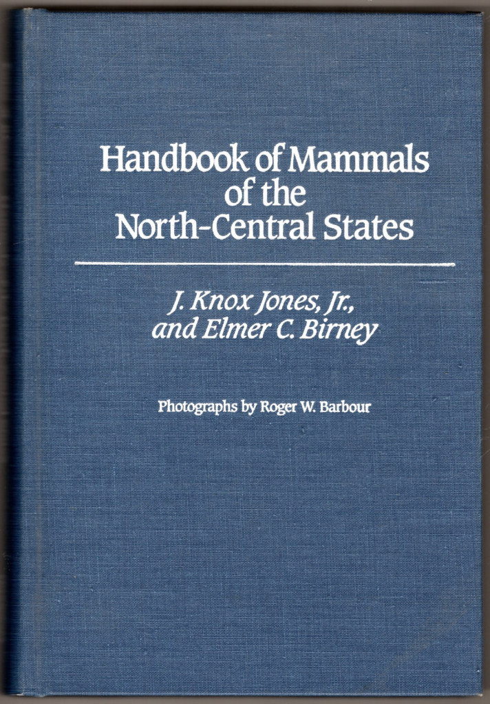 Image 0 of Handbook of Mammals of the North-Central States