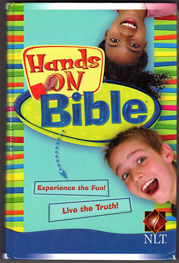 Image 0 of Hands-On Bible NLT