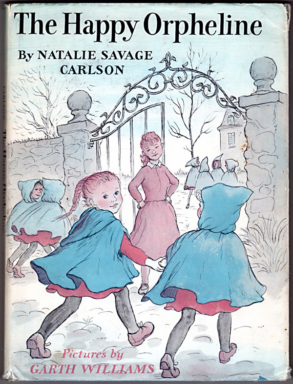 Image 0 of The Happy Orpheline by Natalie Savage Carlson (1957-06-03)