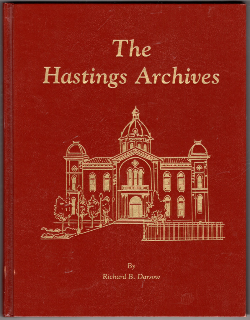 Image 0 of The Hastings Archives