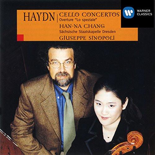 Image 0 of Haydn: Cello Concertos 1 & 2 / Lo Speziale Overture