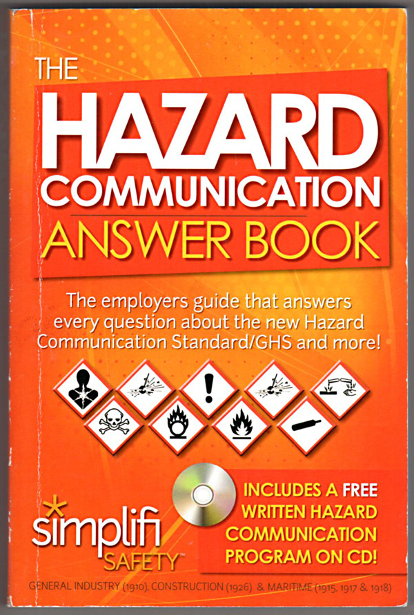 Image 0 of The Hazard Communication Answer Book