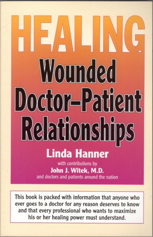 Image 0 of Healing Wounded Doctor-Patient Relationships