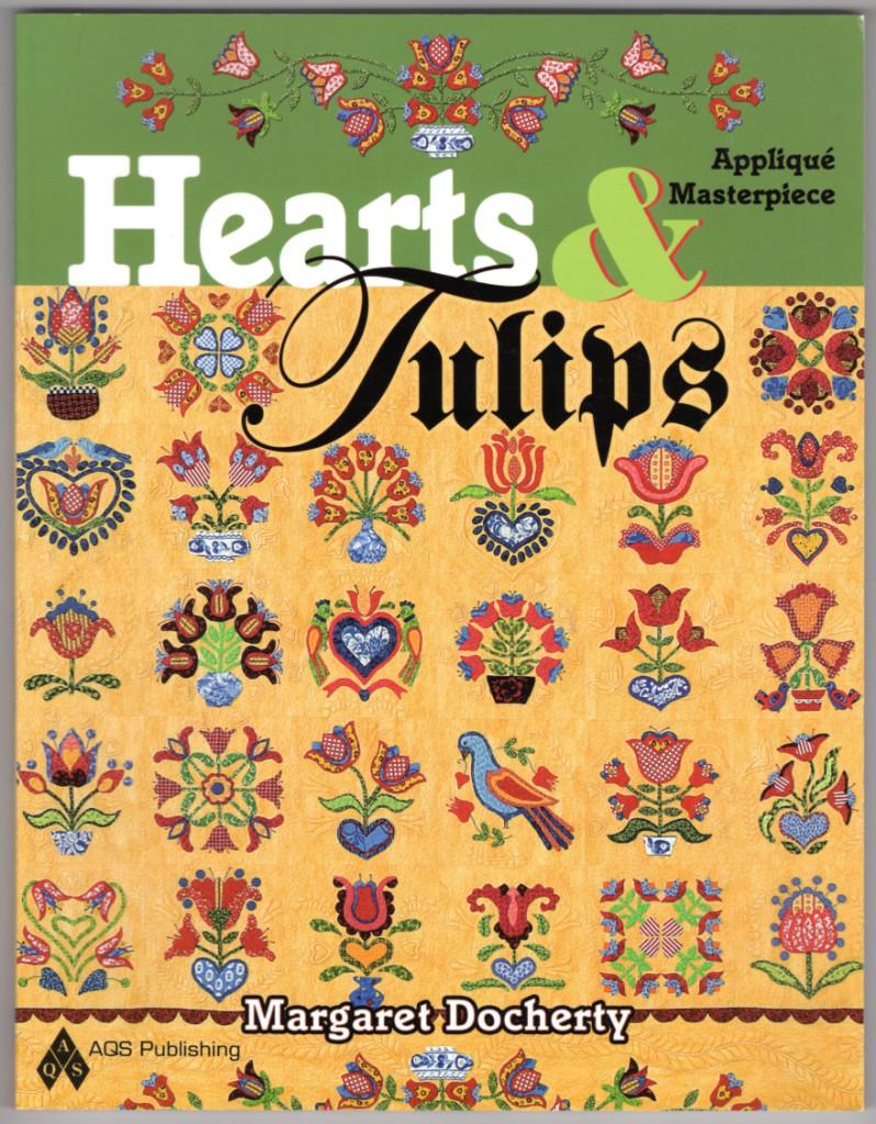 Image 0 of Hearts & Tulips Applique Masterpiece
