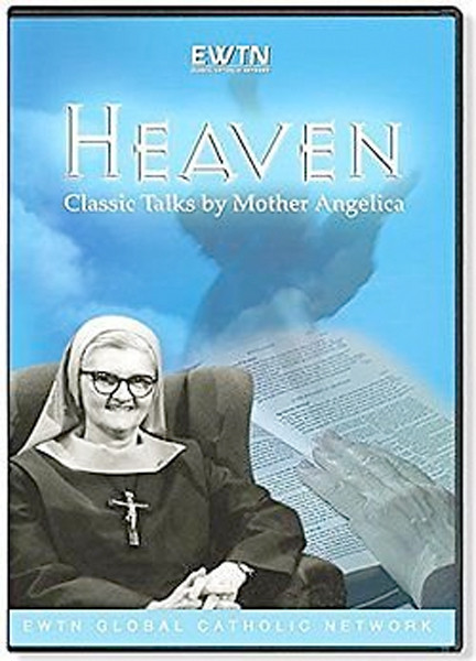 Image 0 of HEAVEN: CLASSIC TALKS BY MOTHER ANGELICA* AN EWTN 4-DISC SET DVD