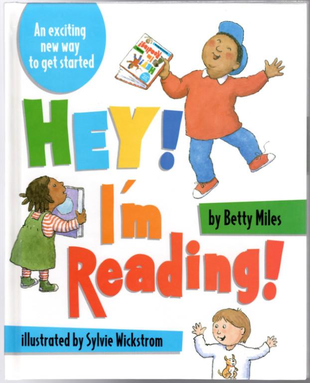 Image 0 of Hey! I'm Reading!