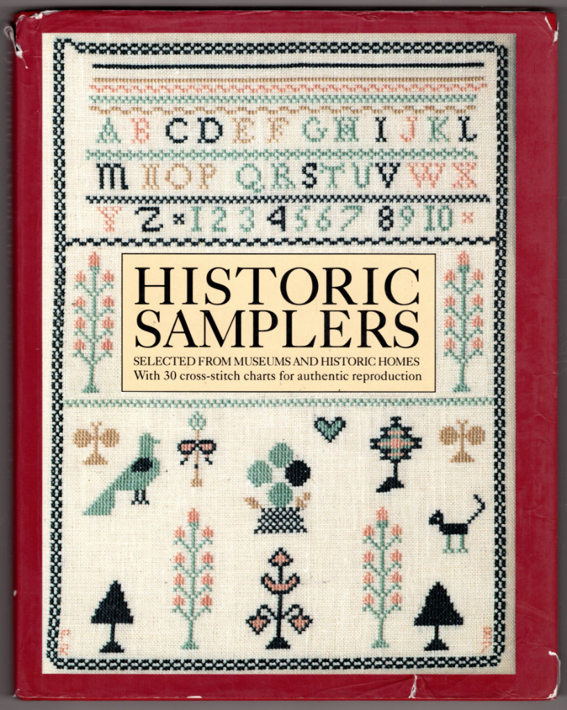 Image 0 of Historic Samplers: Selected from Museums and Historic Homes  (With 30 Cross-Stit