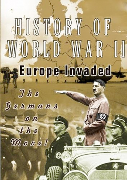Image 0 of History Of World War II  Europe Invaded