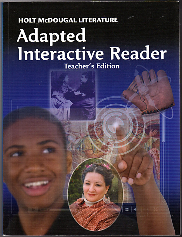 Image 0 of Holt McDougal Literature: Adapted Interactive Reader Teacher's Edition Grade 6