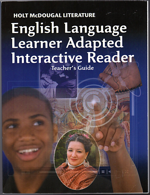 Image 0 of Holt McDougal Literature: ELL Adapted Interactive Reader Teacher's Guide Grade 6