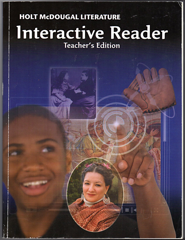 Image 0 of Holt McDougal Literature: Interactive Reader Teacher's Edition Grade 6
