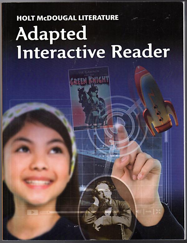 Image 0 of Holt McDougal Literature: Adapted Interactive Reader Grade 7