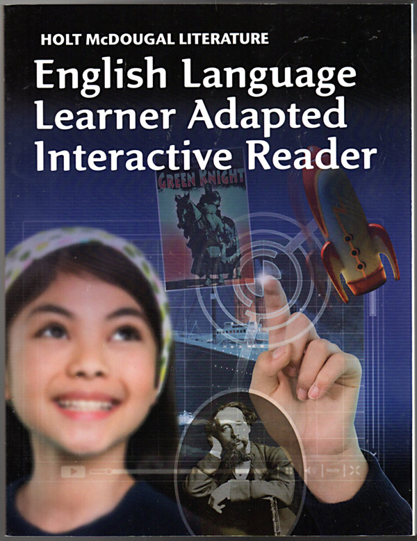 Image 0 of Holt McDougal Literature: ELL Adapted Interactive Reader Grade 7
