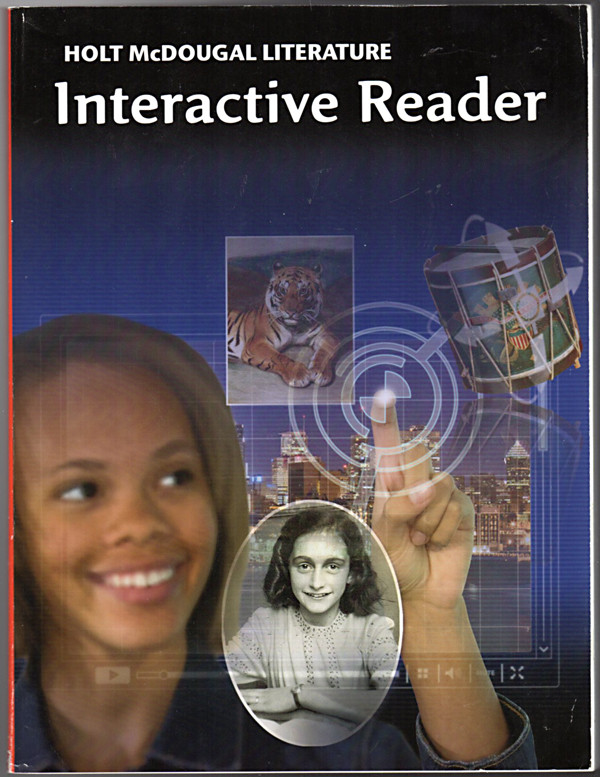 Image 0 of Holt McDougal Literature: Interactive Reader Grade 8