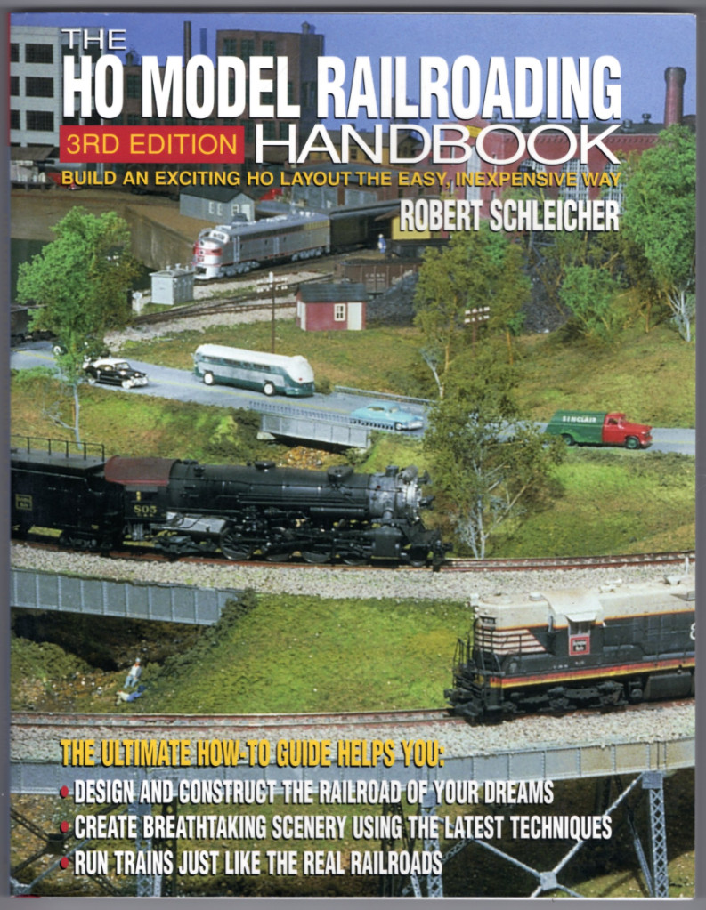 Image 0 of The HO Model Railroading Handbook
