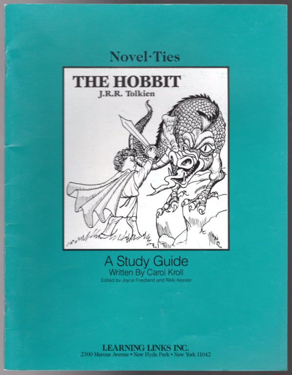Image 0 of The Hobbit: Novel-Ties Study Guides