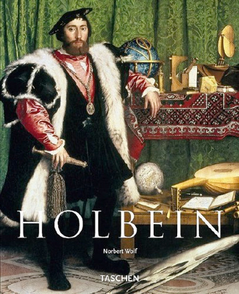 Image 0 of Holbein the Younger (Taschen Basic Art)