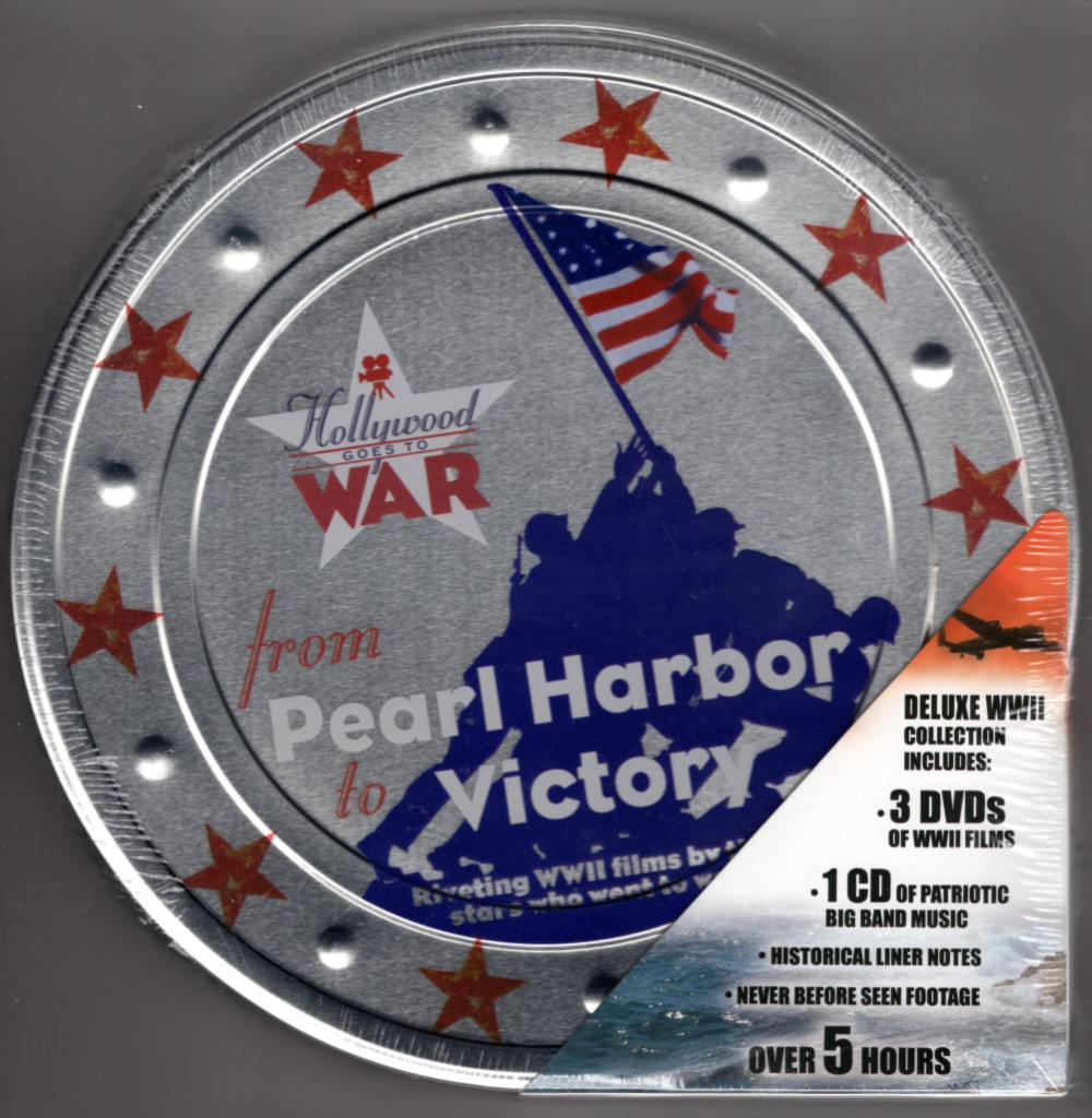 Image 0 of Hollywood Goes To War - From Pearl Harbor To Victory (Tin) (Boxset)