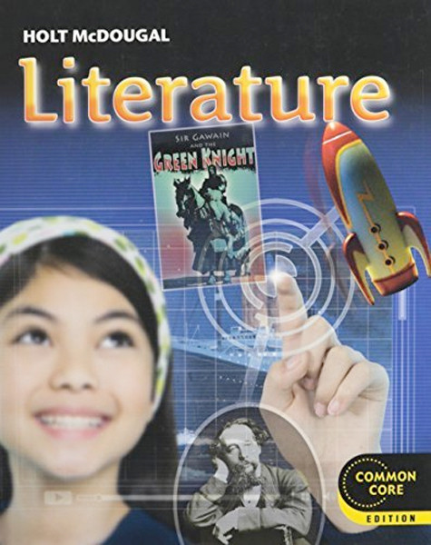 Image 0 of Holt McDougal Literature: Student Edition Grade 7 2012