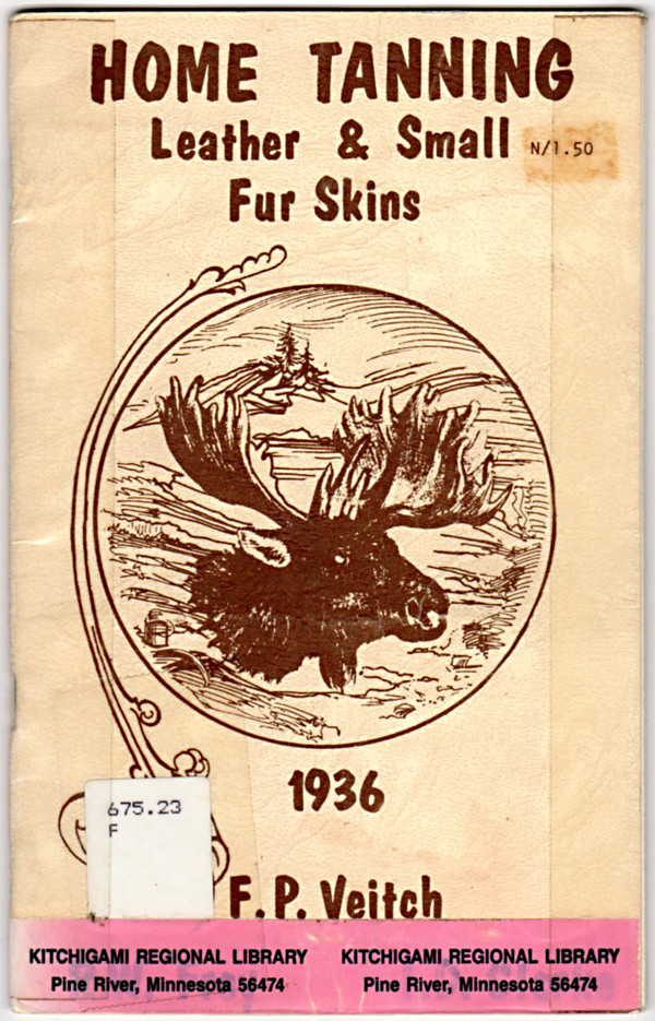 Image 0 of Home Tanning Leather and Small Fur Skins