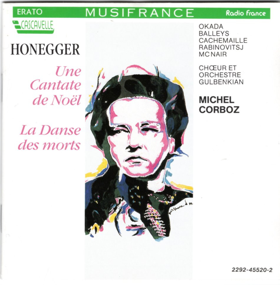 Image 0 of Arthur Honegger - Christmas Cantata/Une Cantate De Noel, Dance of Death/La Danse