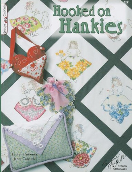 Image 0 of Hooked on Hankies (Design Originals)