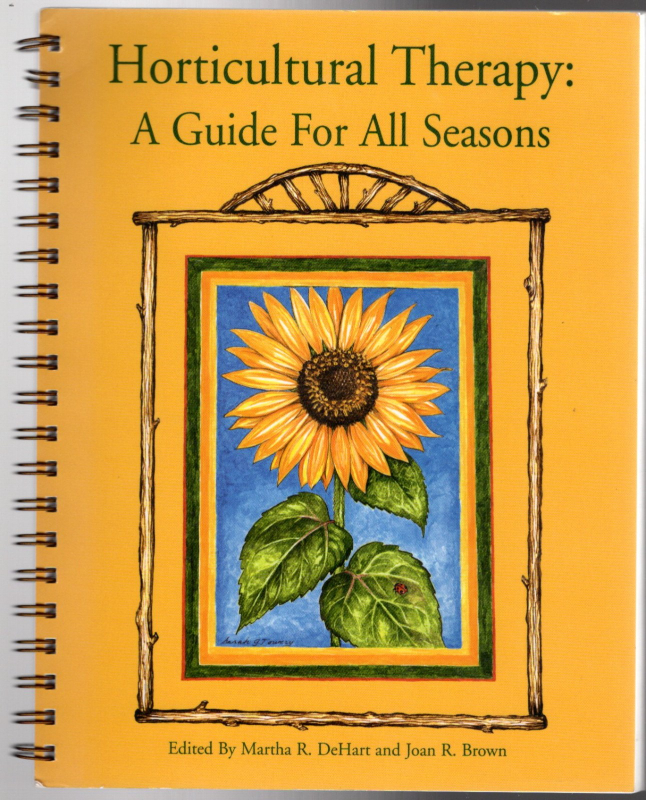 Image 0 of Horticultural Therapy: A Guide for All Seasons