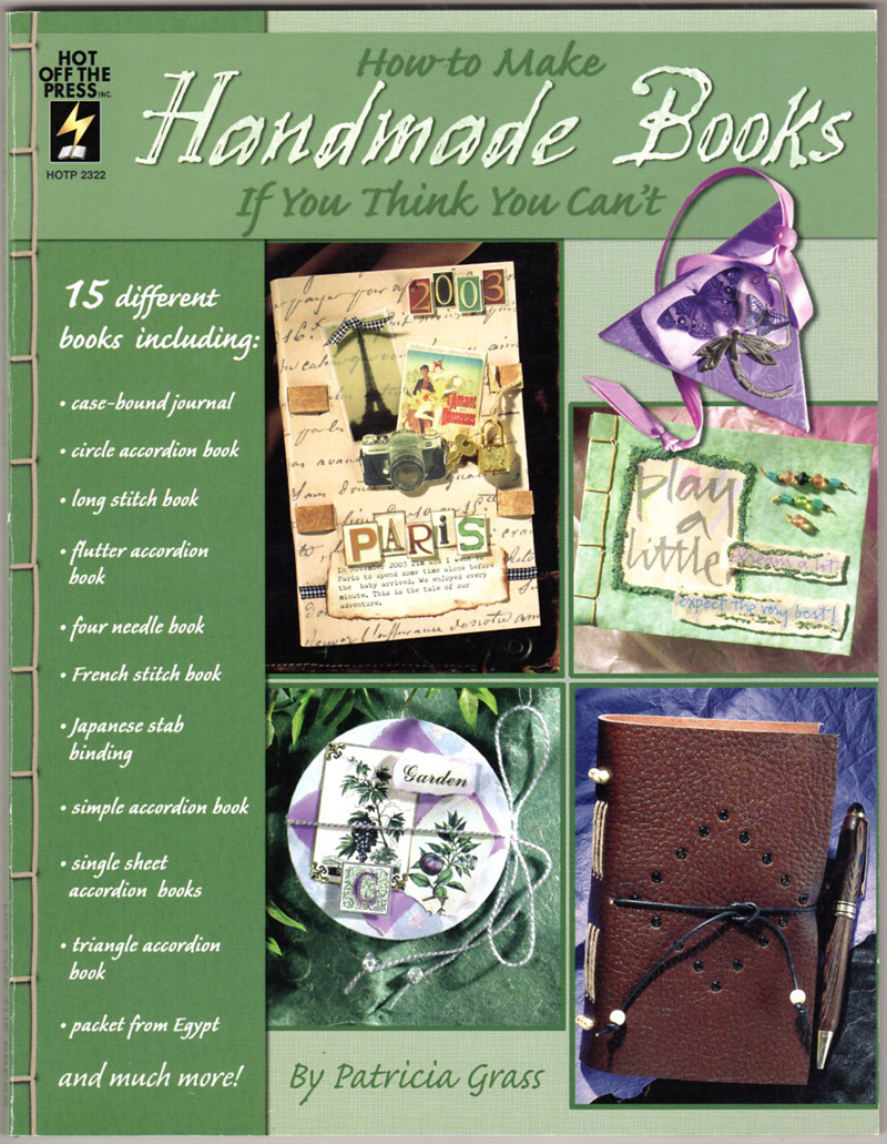 Image 0 of How to Make Handmade Books If You Think You Can't