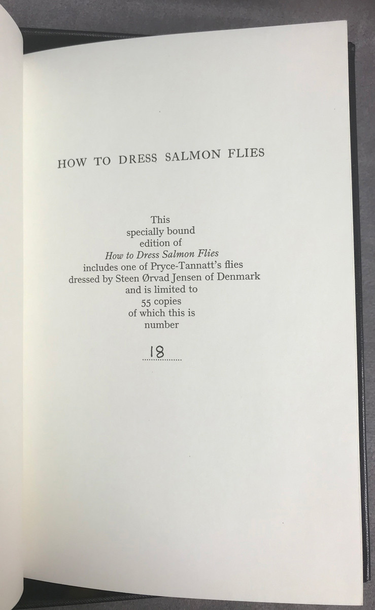 Image 4 of How To Dress Salmon Flies: A Handbook for Amateurs