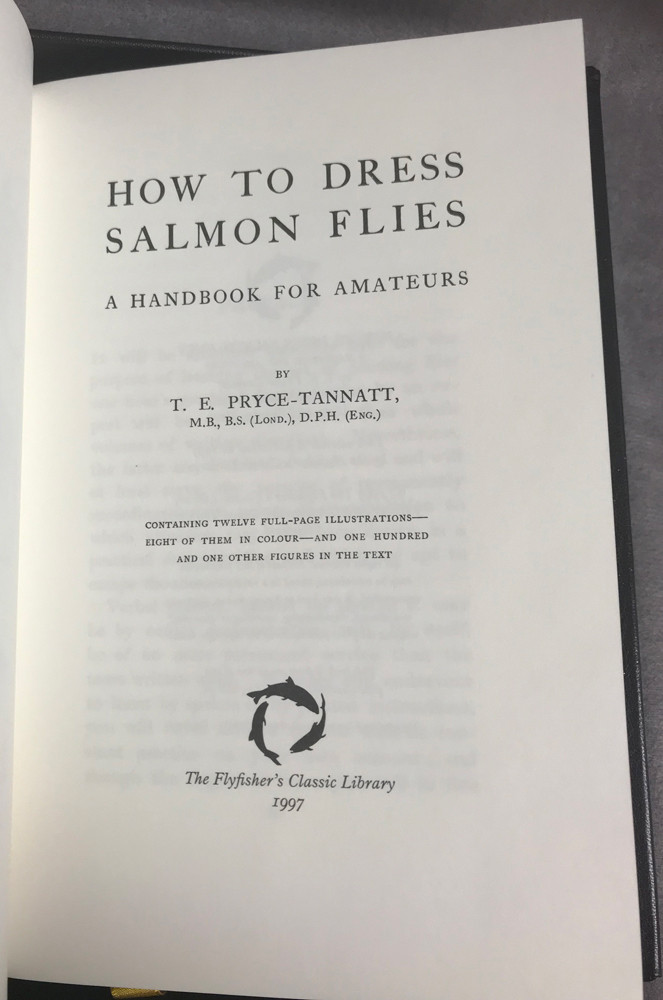 Image 6 of How To Dress Salmon Flies: A Handbook for Amateurs
