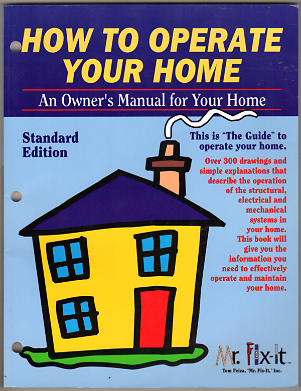 Image 0 of How To Operate Your Home (Standard Edition)
