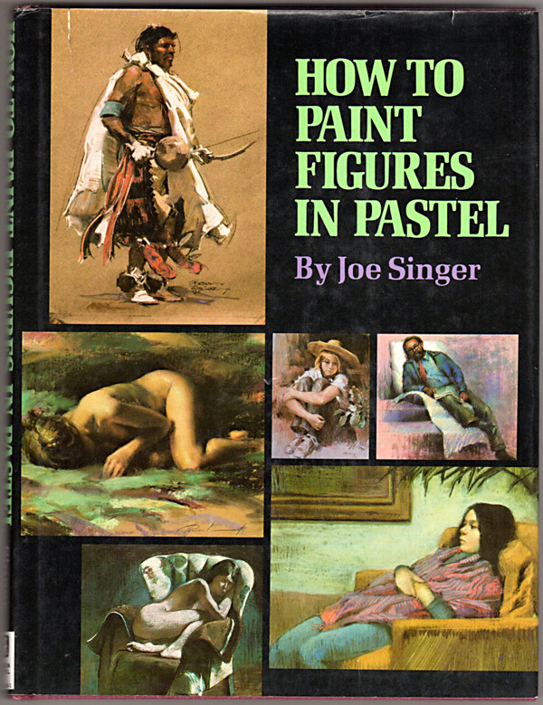 Image 0 of How to Paint Figures in Pastel