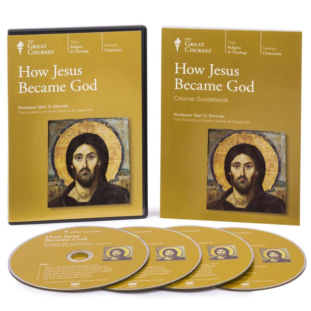 Image 0 of How Jesus Became God