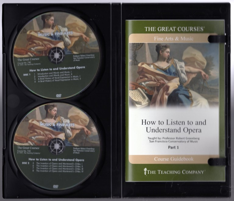Image 2 of How to Listen to and Understand Opera