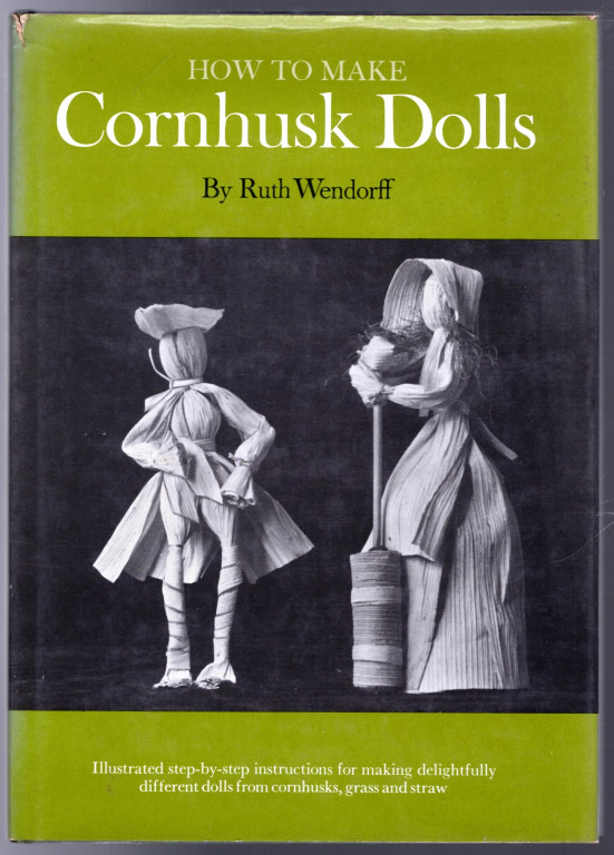 Image 0 of How to Make Cornhusk Dolls