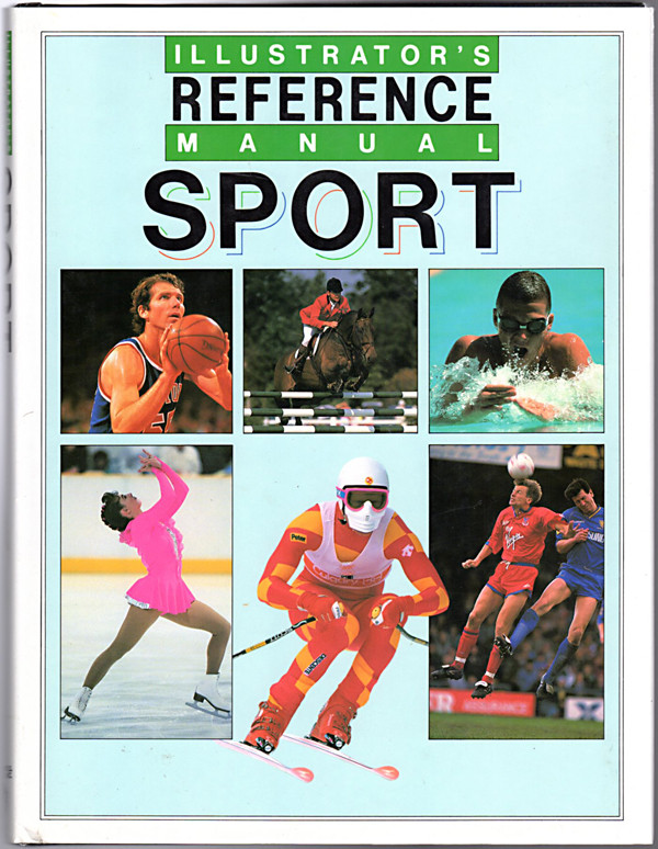 Image 0 of Illustrators Reference Manual: Sport