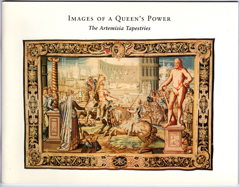Image 0 of Images of a Queen's Power: The Artemisia Tapestries