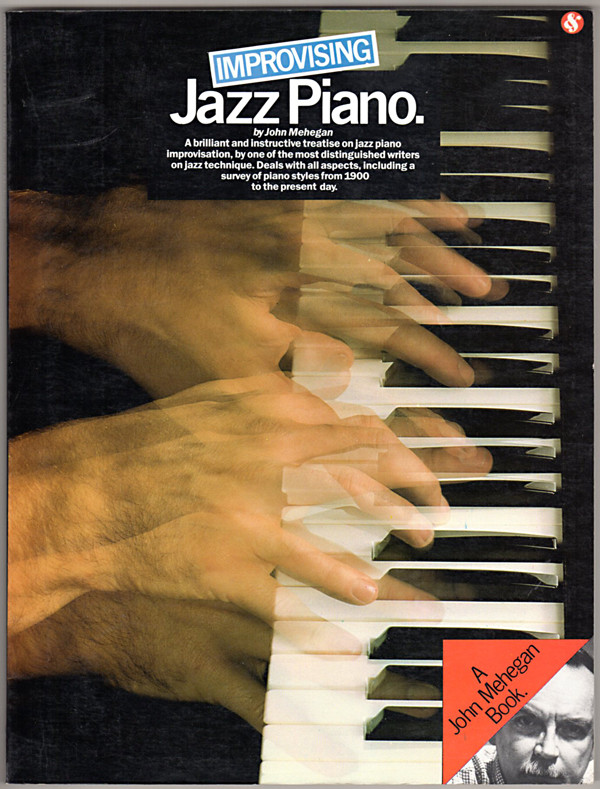 Image 0 of Improvising Jazz Piano: A Brilliant and Instructive Treatise on Jazz Piano