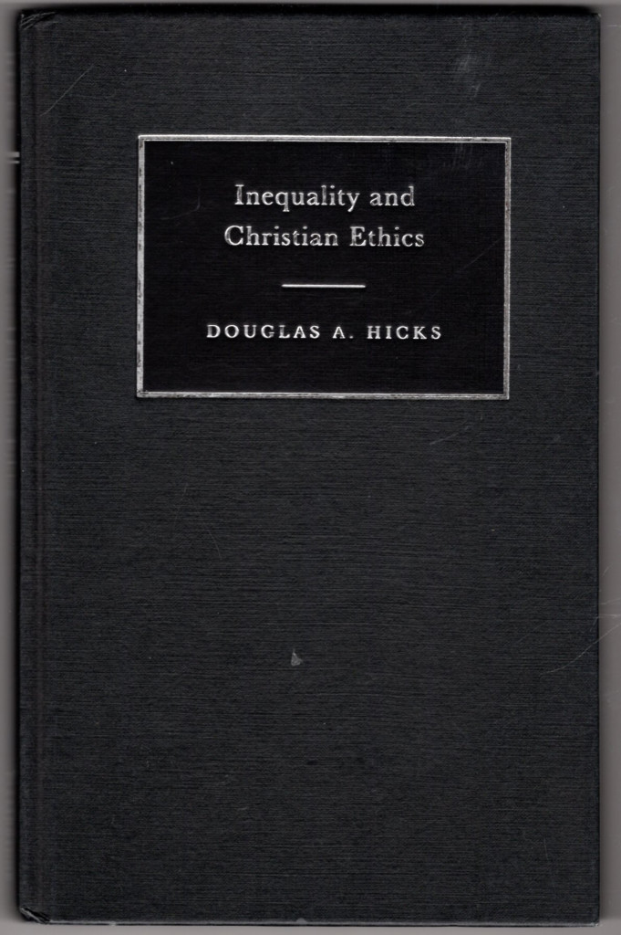Image 0 of Inequality and Christian Ethics (New Studies in Christian Ethics)