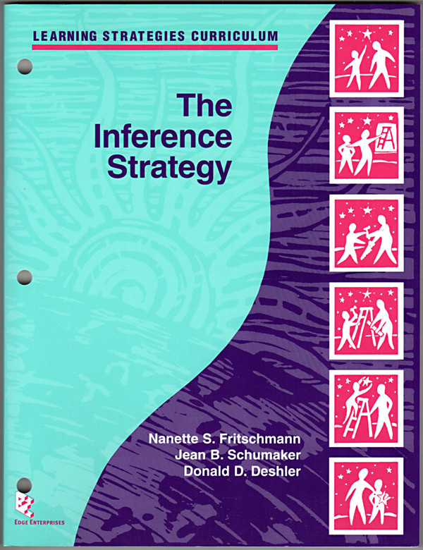 Image 0 of Learning Strategies Curriculum: The Inference Strategy Instructor's Manual
