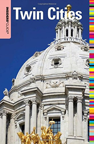 Image 0 of Insiders' Guide to Twin Cities (Insiders' Guide Series)